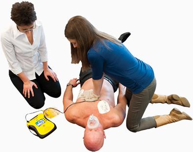 addetto defibrillatore